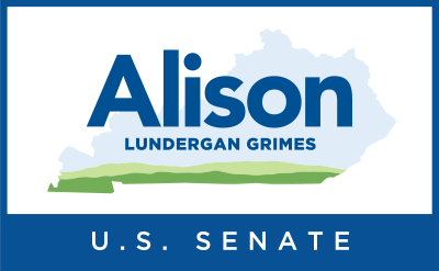 Alison Lundergan Grimes for U.S. Senate, Kentucky